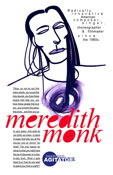 Meredith Monk by David Lester 2006