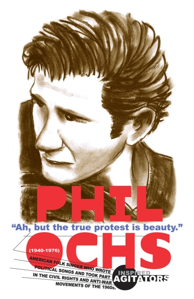 Phil Ochs by David Lester 2002